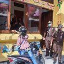 Drive Thru Tilang di Denpasar Bisa Pakai Gojek