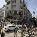 Ledakan Bom Tewaskan Tiga Orang di Pakistan