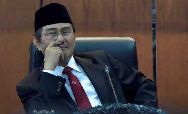Jimly: UU Ciptaker itu 'Obsesi Besar' Jokowi Sendiri yang Tak Bisa Diapa-apakan Lagi