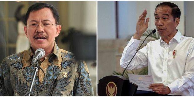 Survei Kepercayaan Publik: Jokowi 60 Persen, Terawan 45 Persen
