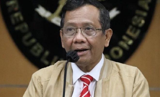 Mahfud MD Bicara Seberapa Bahaya KAMI bagi Pemerintahan Jokowi