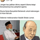 Akun FB yang Sandingkan Foto Ma'ruf Amin dan Bintang Porno Jepang Ternyata Ketua MUI Tanjung Balai