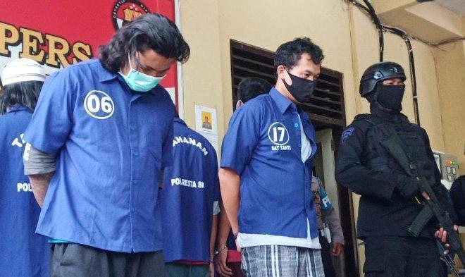 Polisi Buru 4 Buron Kasus Penyerangan Midodareni Solo, Total 12 Tersangka Tertangkap