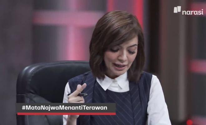 Tim Relawan Jokowi Laporkan Najwa Shihab ke Polisi