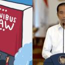 Benarkah UU Cipta Kerja Jokowi Bisa Jadikan RI Kalahkan Vietnam Cs?