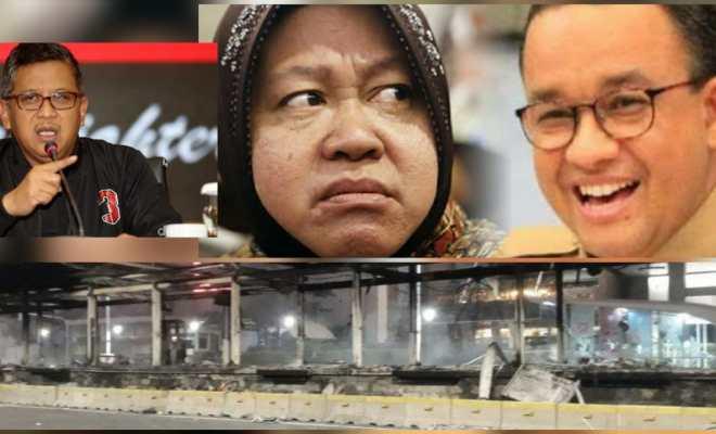 Dihujat PDIP dan Dibanding-bandingkan Soal Ketegasan dengan Risma, Anies Dibela Nasdem dan Gerindra