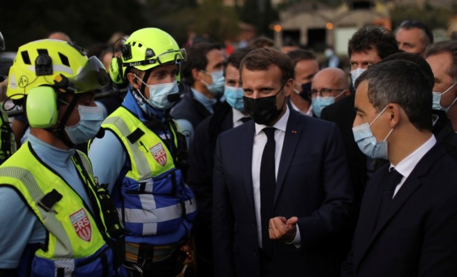 Polisi Tangkap 61 Pelaku Pornografi Anak di Prancis