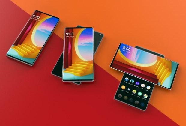 Ponsel Bersayap LG Wing Mulai Dirilis di Beberapa Negara