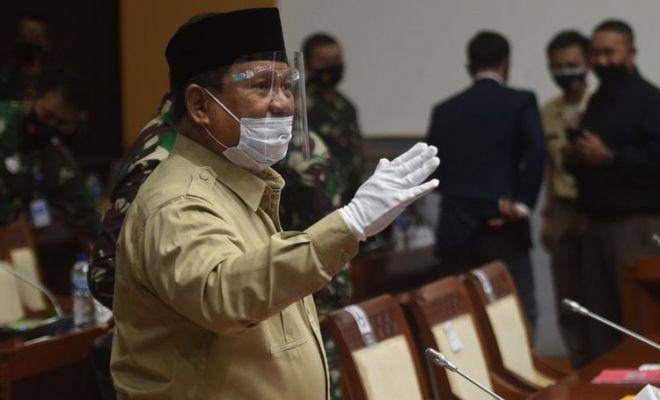 Bela Jokowi Soal Omnibus Law, Prabowo: Cobalah Kita Sabar, Presiden Selalu Bela Rakyat Kecil