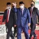 Prabowo: Sabar, Kita Coba Dulu UU Cipta Kerja, jika Tidak Bagus Kita Bawa ke MK!