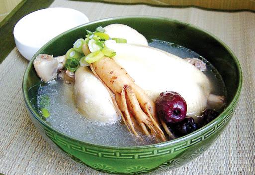 Resep Samgyetang, Sup Ayam Ginseng Khas Korea