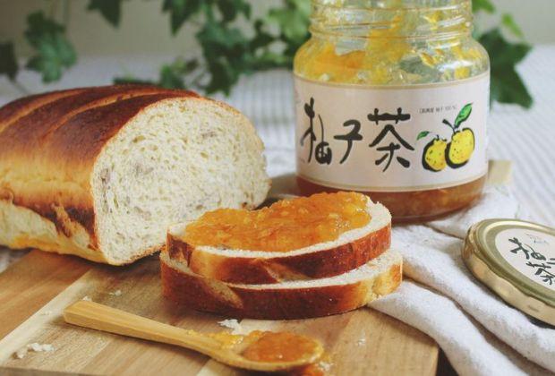 Resep Yuja Toast with Citron Spread ala Chef Jun dan Chef William Wongso