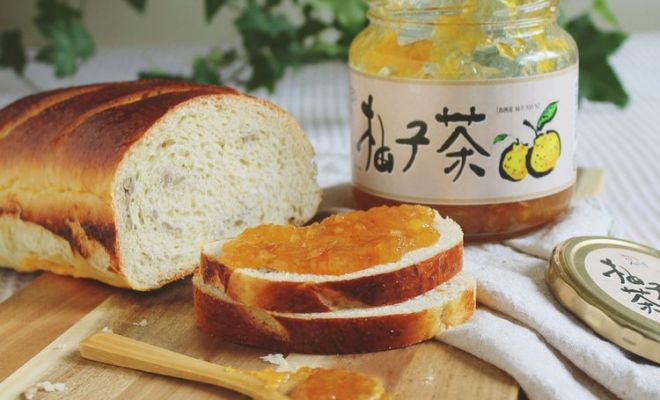 Resep Yuja Toast with Citron Spread ala Chef Jun dan Chef William Wongso