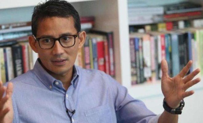 Dulu Rival di Pilpres 2019, Kini Sandiaga Uno Jadi Jurkam Anak dan Menantu Jokowi di Pilkada