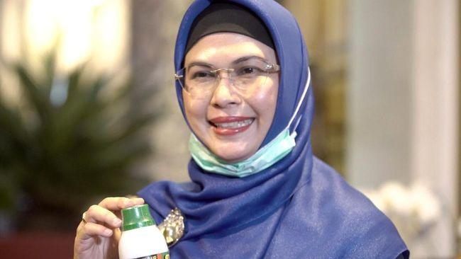 Sambut Baik Omnibus Law, Putri Ma'ruf Amin: Untuk Kesejahteraan Masyarakat