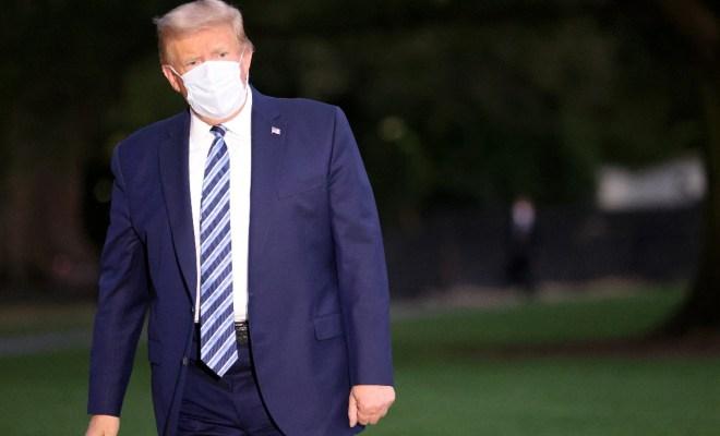 Trump Dikabarkan Siap Kembali ke Publik Pekan ini