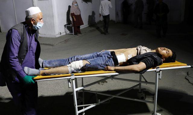 Bom Bunuh Diri di Afghanistan Tewaskan 24 Orang