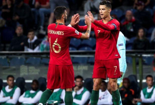 Cristiano Ronaldo Positif Covid-19 Saat Bela Timnas Portugal