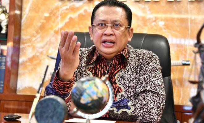 Sebut Indonesia Tak Punya GBHN, Ketua MPR Ragu Proyek Ibu Kota Baru Bakal Dilanjutkan Penerus Jokowi
