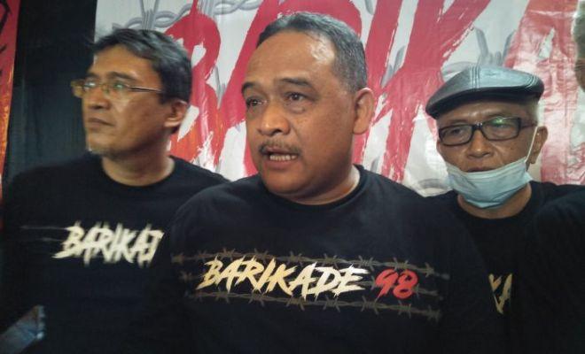 Barikade 98 Sebut Ada Dua Pihak yang Coba Ganyang Pemerintahan Jokowi, Siapa Saja?