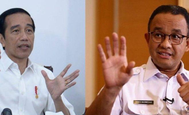 Perintah Jokowi Tindak Tegas Kepala Daerah yang Ikut Berkerumun, Sengaja Bidik Anies?