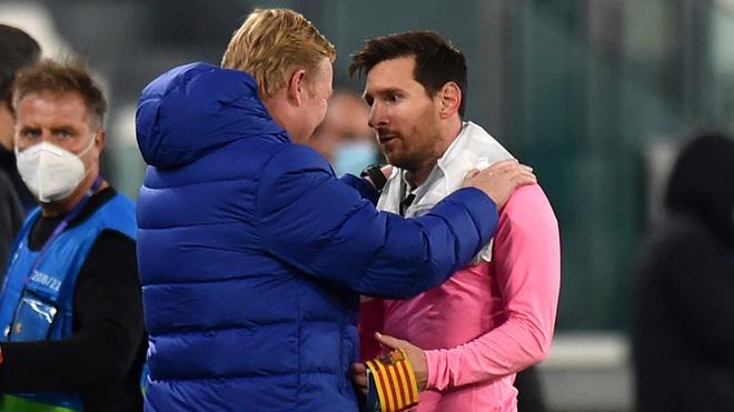 Koeman Ungkap Alasan Messi Diistirahatkan dari Barcelona, Sindir FIFA dan UEFA