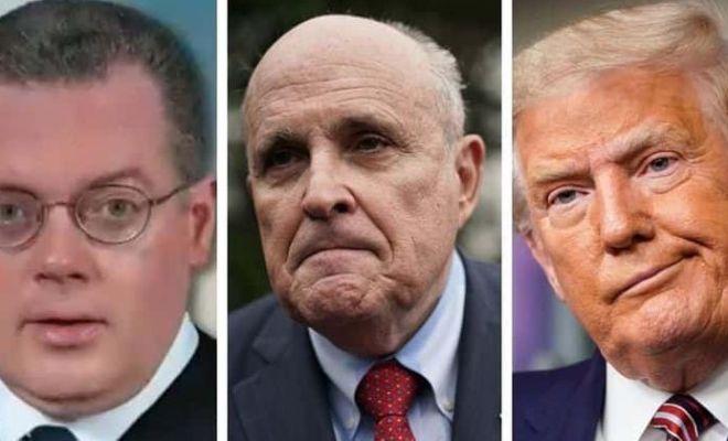 Hakim Pennsylvania Tolak Gugatan Trump Soal Kecurangan Pemilu