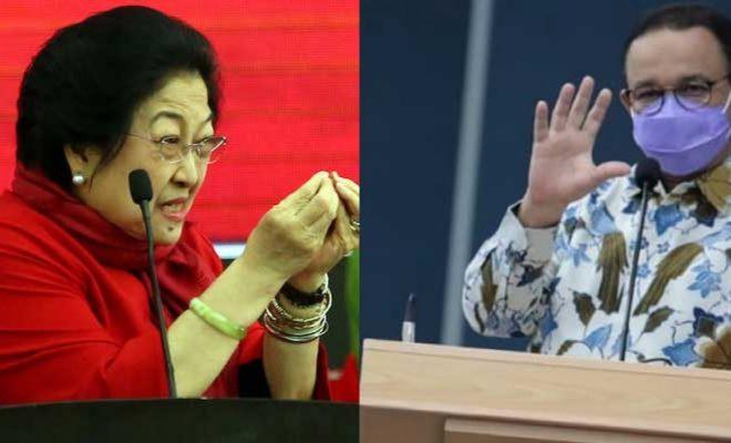 Megawati Sebut Jakarta Amburadul, Pengamat: Saatnya Anies Baswedan Pamerkan Hasil Kerjanya