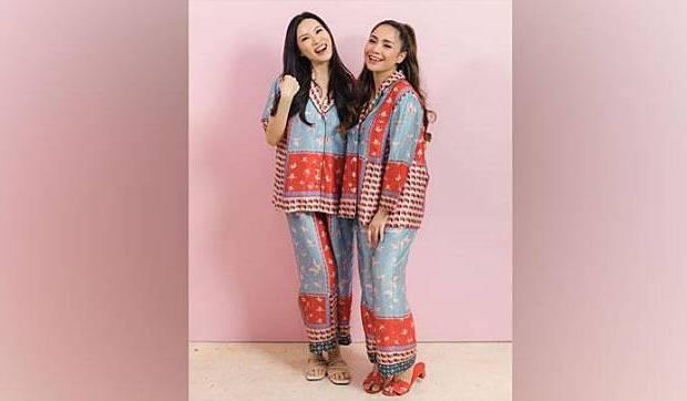 Nagita Slavina Bisnis Baju Tidur, Gandeng Desainer Cynthia Tan
