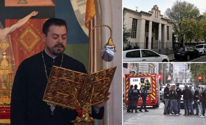 Penembakan Pastor di Lyon Prancis Bukan Aksi Terorisme tapi Terkait Skandal Perselingkuhan