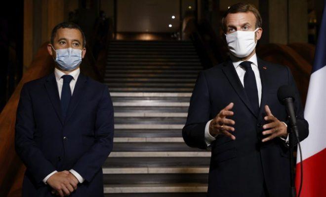 RUU Baru Prancis Usulan Kubu Macron Dikhawatirkan Munculkan Masalah Baru