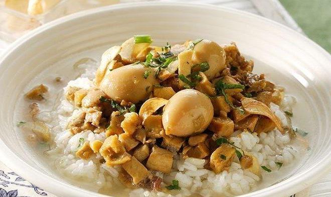 Resep Makanan Peranakan Nasi Bakmoy
