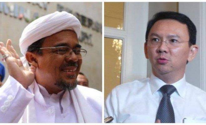 Sambut Kabar Kepulangan Habib Rizieq, Ahok: Selamat Kembali di Tanah Air