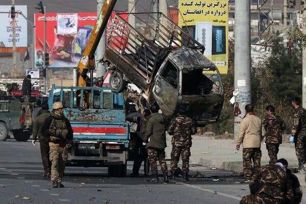 Serangan Roket di Kabul, Afghanistan Tewaskan 8 Orang