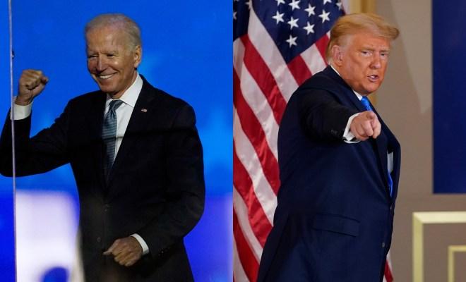 Ngotot Menangi Pilpres AS, Trump Tak Mau Ngaku Kalah dari Biden