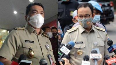 Anies dan Riza Patria Positif Covid-19, Siapa yang Pimpin DKI Jakarta?