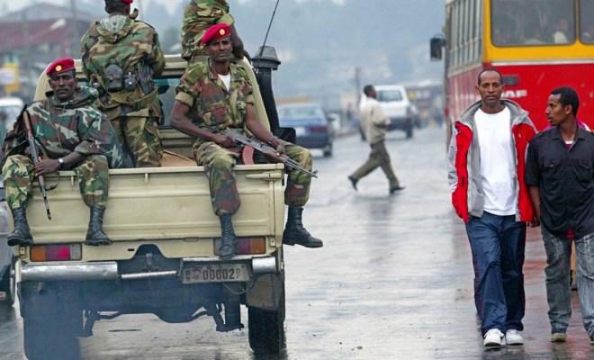 Komisi HAM Laporkan Kelompok Bersenjata Bantai Puluhan Orang di Ethiopia