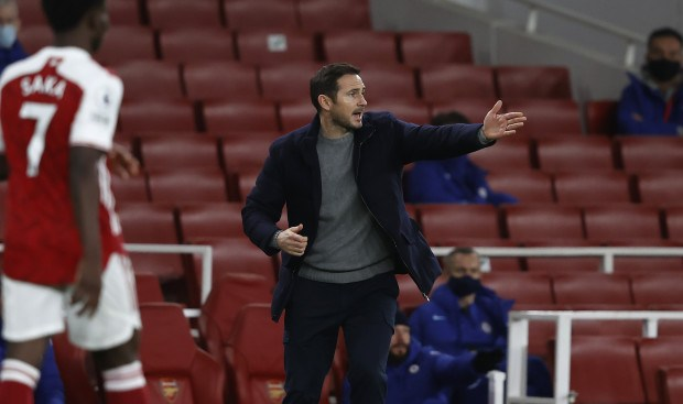 Frank Lampard Kesal, Chelsea Tak Mampu Lihat Tanda Bahaya Hadapi Arsenal