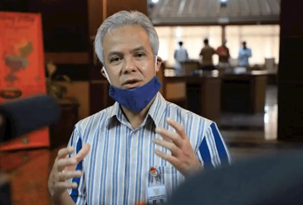 Reaksi Ganjar Setelah Kalahkan Prabowo-Anies di Survei Capres SMRC