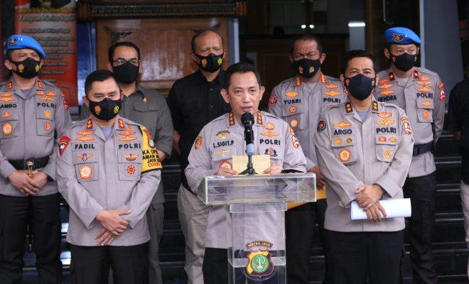 Janji Transparan Usut Penembakan 6 Laskar FPI, Polisi Buka Hotline Pengaduan