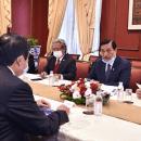 Wuih, Luhut dan Erick Thohir Boyong Dana 57 Triliun dari Jepang