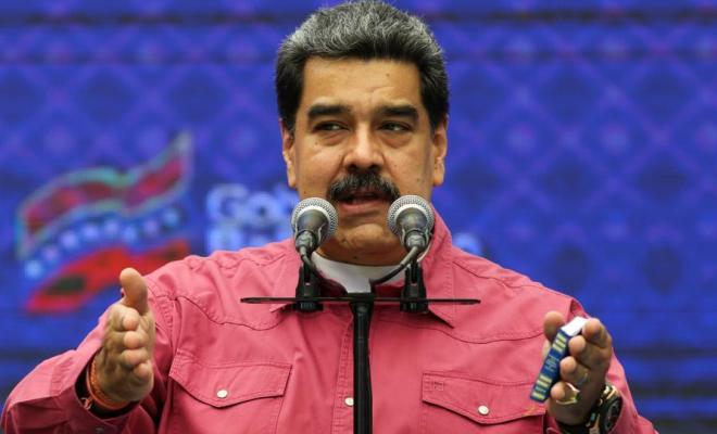 Maduro Menang Telak di Pemilihan Legislatif Venezuela
