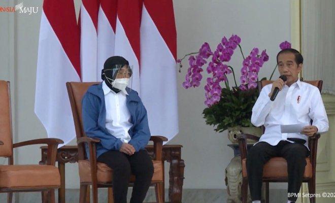 Hari ini Pemanggilan ke Istana, Rabu Pon Jokowi Bakal Umumkan Menteri Baru