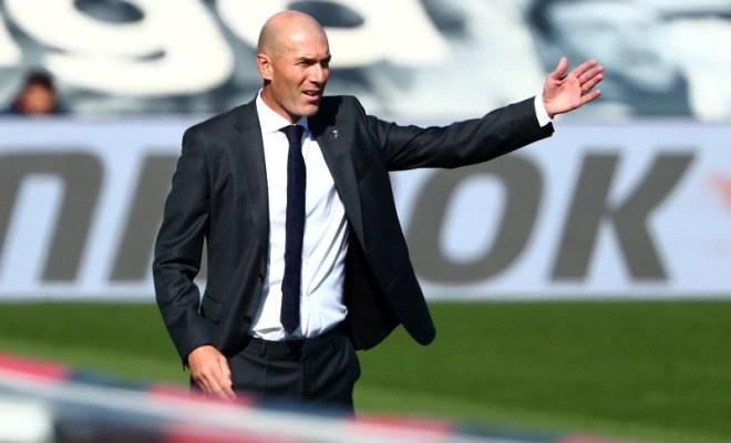 Pertandingan Lawan Sevilla Tentukan Nasib Zidane
