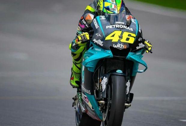 Petronas Yamaha Yakin Timnya Bisa Bikin Valentino Rossi Gas Pol
