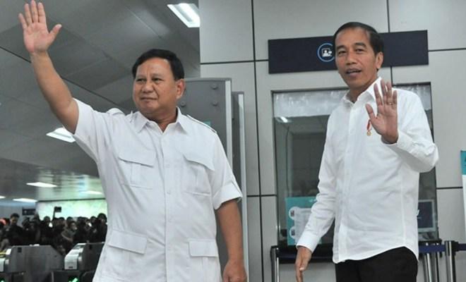 Benarkah Gara-gara Prabowo Koalisi dengan Jokowi, Gerindra Tuai Hasil Buruk di Pilkada 2020?
