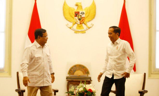 Jokowi Panggil Prabowo ke Istana, Bahas Pengganti Edhy?