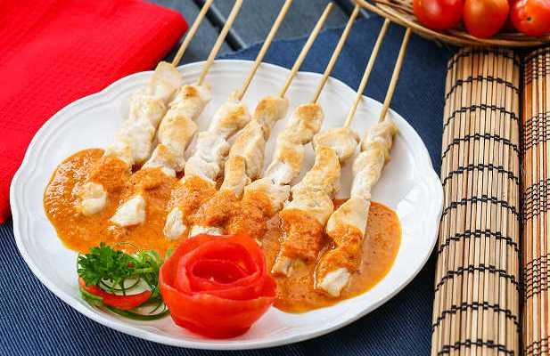 Resep Sate Taichan, Gurih dan Pedas