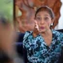 Reaksi Susi Disebut Keliru Larang Ekspor Benih Lobster oleh Adik Prabowo