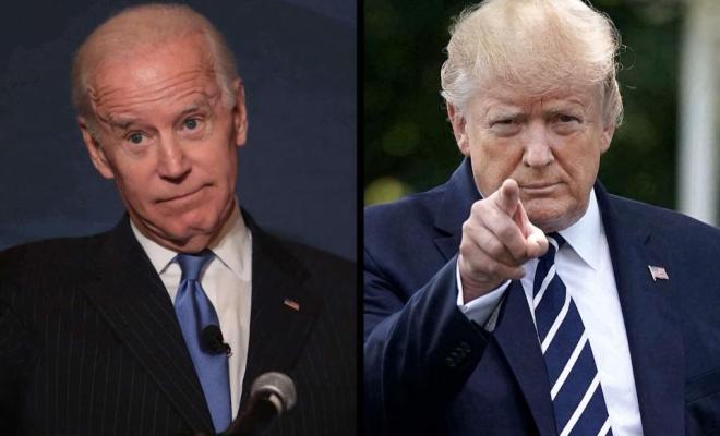 Trump: Jika Tuduhan Kami Benar, Joe Biden Tak Bisa Jadi POTUS